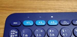 Bluetooth切替ボタン