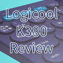 複数デバイスで使おう!K380 Bluetoothキーボードの感想