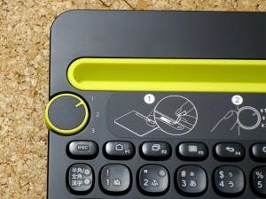 K480デバイス切替スイッチ